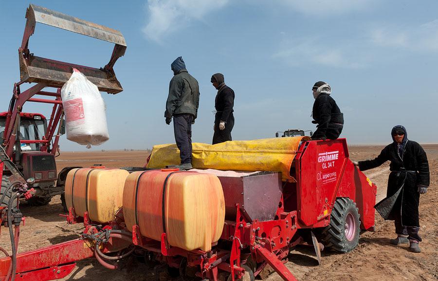 Астраханские фермеры очень ждут иностранных работников