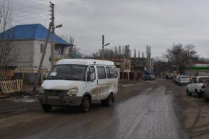 Временная маршрутка на Десятке будет возить астраханцев за 20 рублей