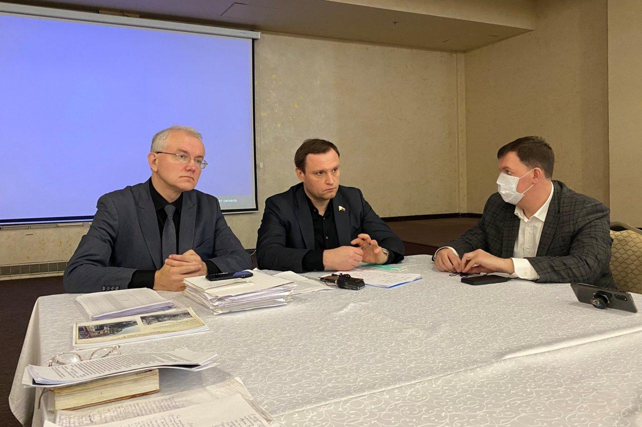 Госдума начала проверку по ситуации с признанием домов в Астрахани аварийными