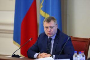 Игорь Бабушкин: внутренние ресурсы Астраханской области практически исчерпаны
