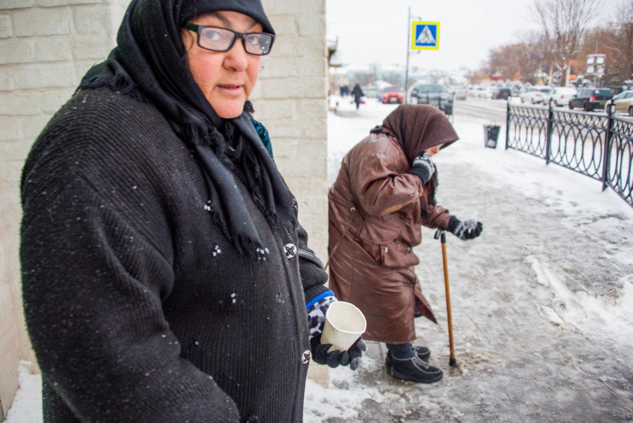 Астраханская область остается одним из самых бедных регионов ЮФО