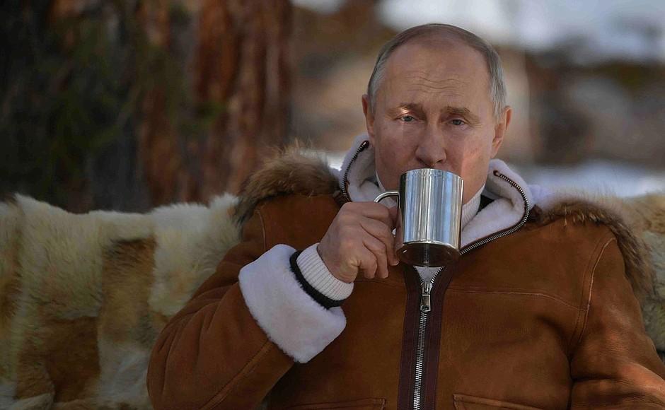 Путин решился на прививку от коронавируса