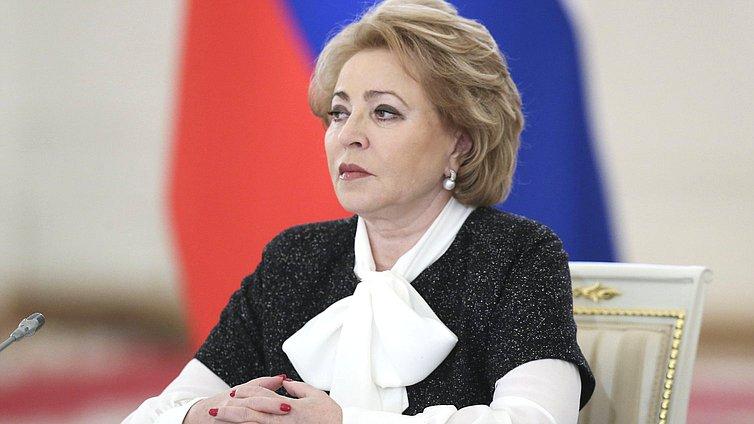 Матвиенко раскритиковала российскую песню для Евровидения-2021