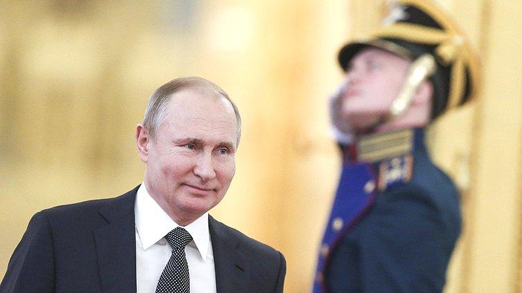Путин сможет вновь баллотироваться на пост президента