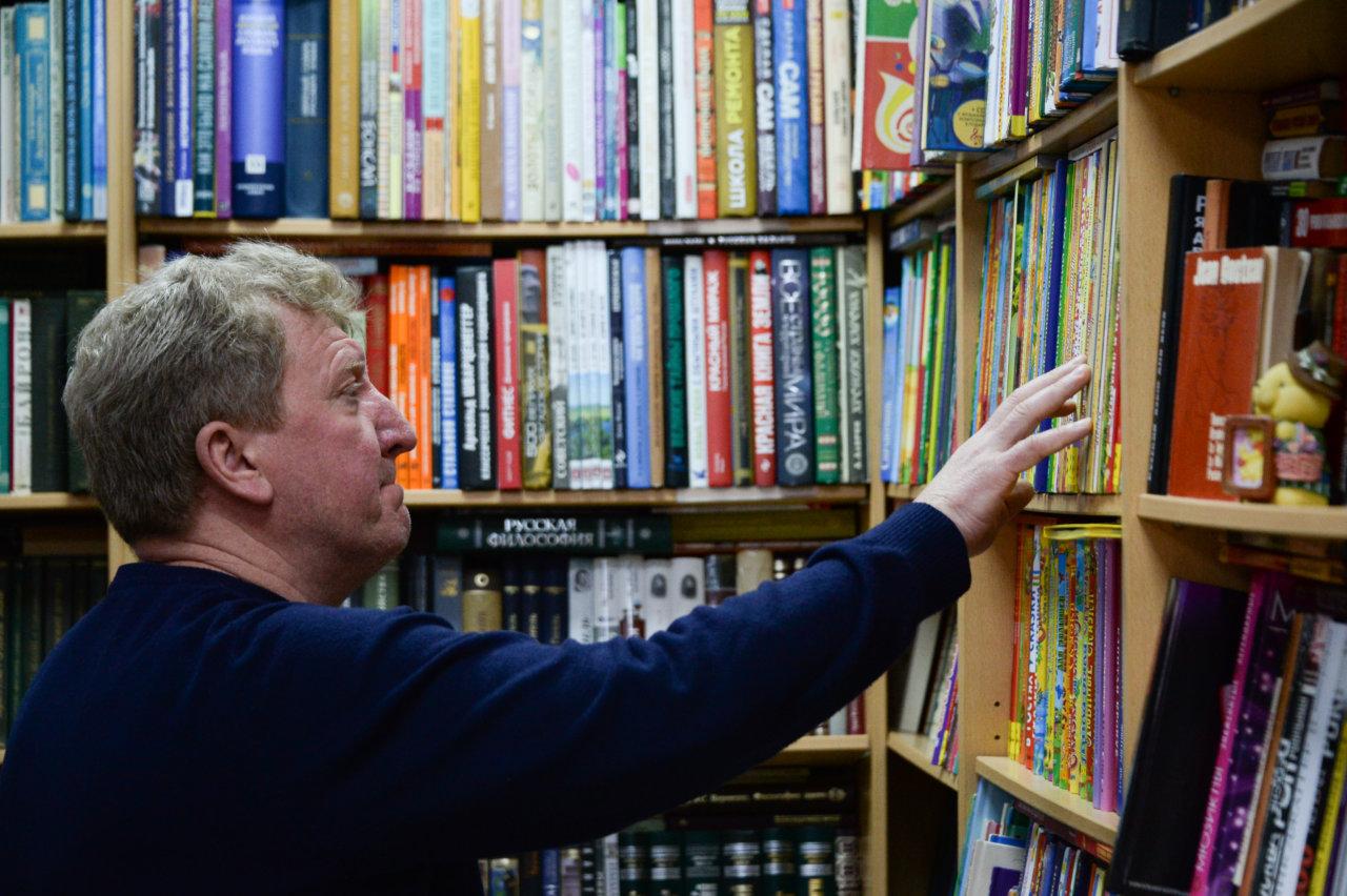 Куда в Астрахани отправиться за редкой книгой