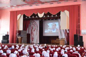 Астраханских студентов предостерегли от участия в незаконных акциях