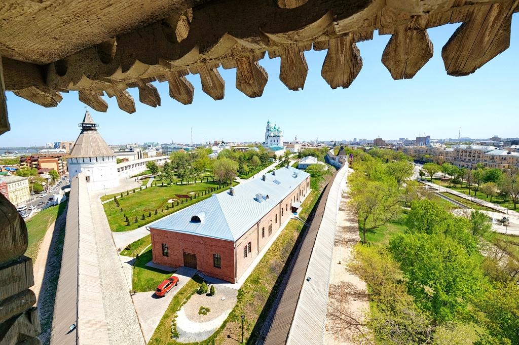 Спрос на Астрахань у туристов вырос почти в 3 раза