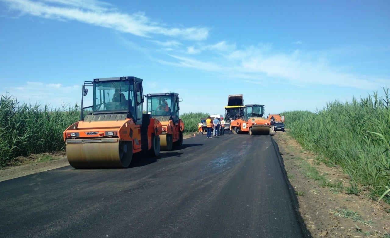 Названы областные дороги, которые станут безопаснее и качественнее в этом году