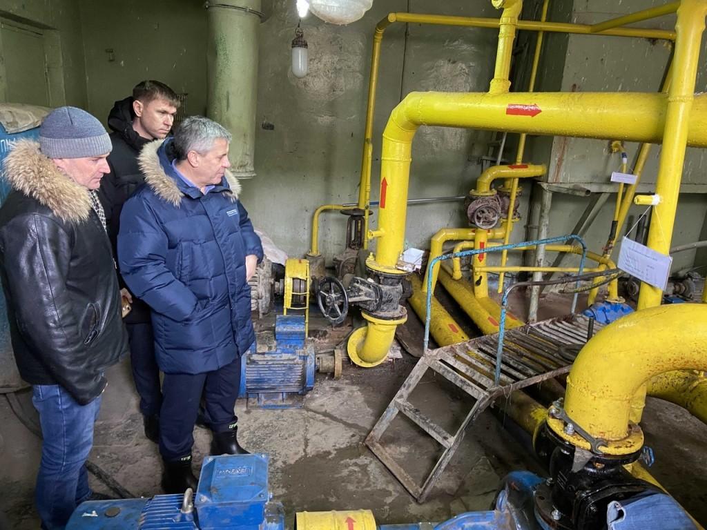 Жителям Икрянинского района пообещали чистую воду к 2024 году