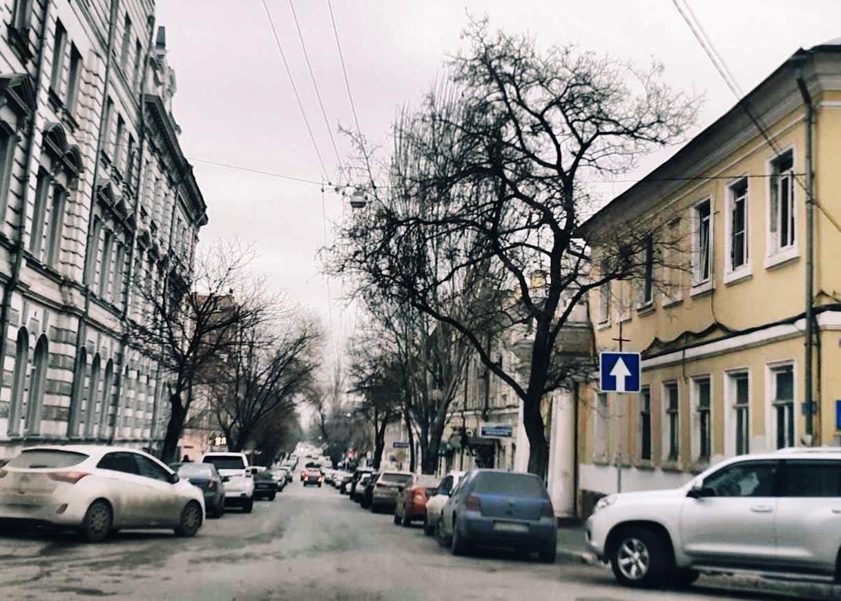 Одну из астраханских улиц хотят сделать современной и передовой