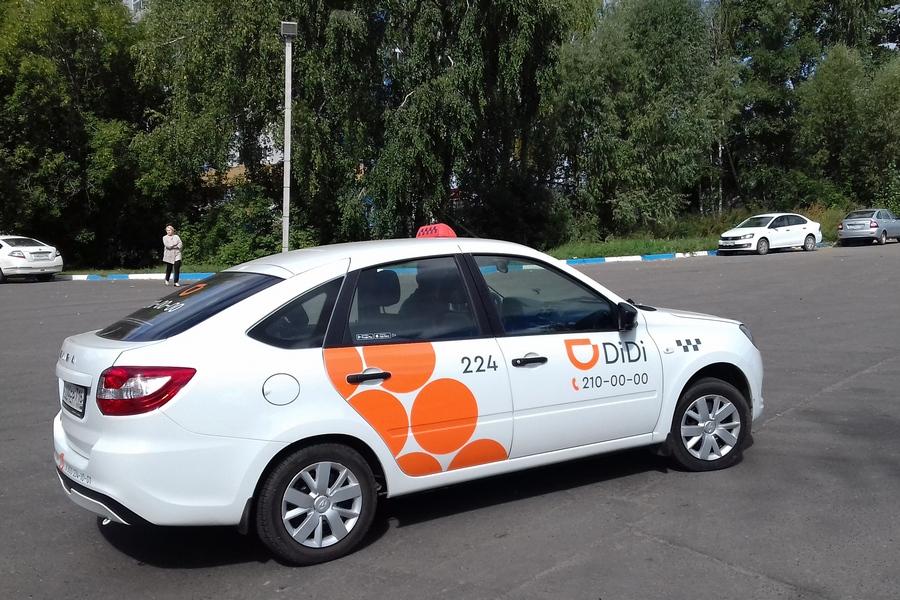 В Астрахани скоро запустится новый крупный сервис заказа такси