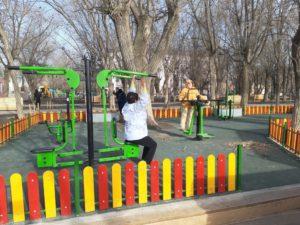 Мария Пермякова оценила обновленный парк на Десятке