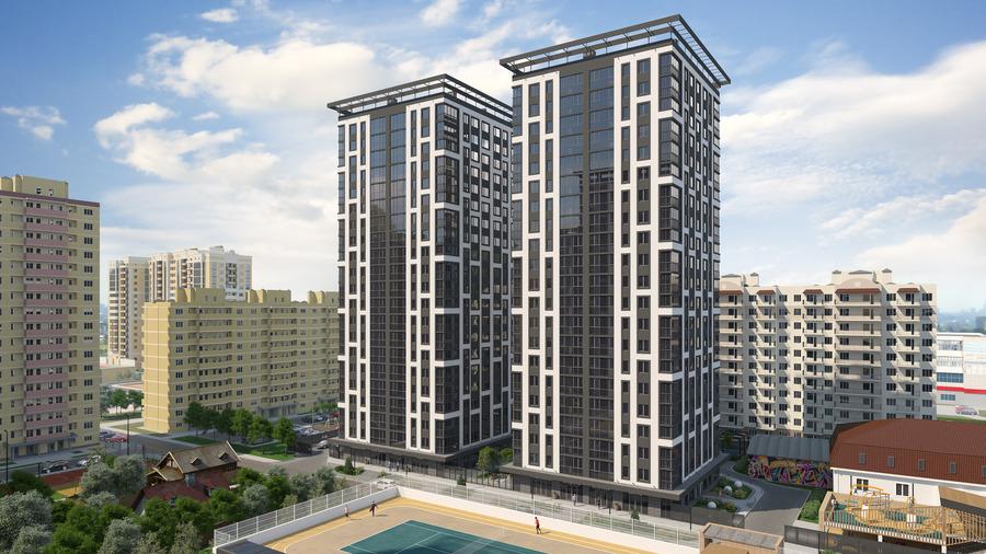 Астраханец возмутился архитектурой нового жилого комплекса