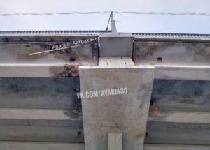 Состояние конструкций Нового моста вызывает беспокойство у астраханцев