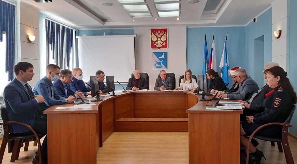 В Ахтубинском районе создан этноконфессиональный совет