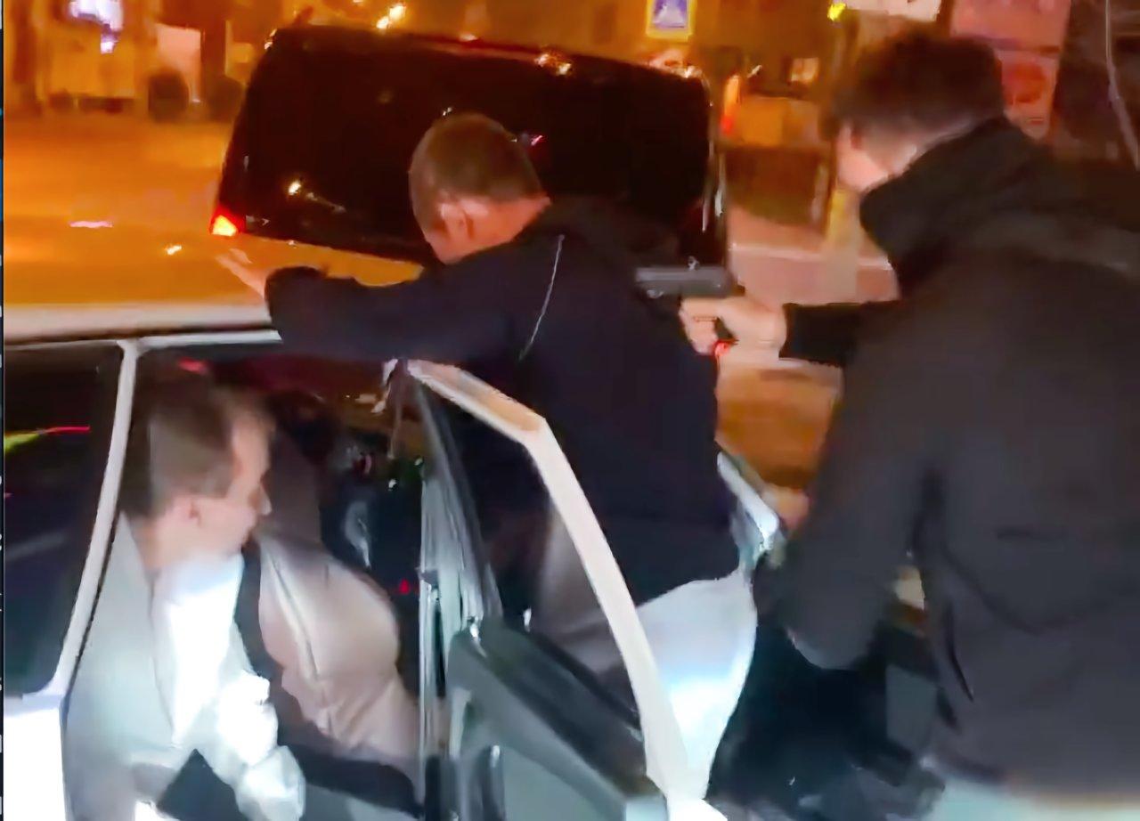 Моргенштерн в Астрахани напугал преследовавших его фанатов