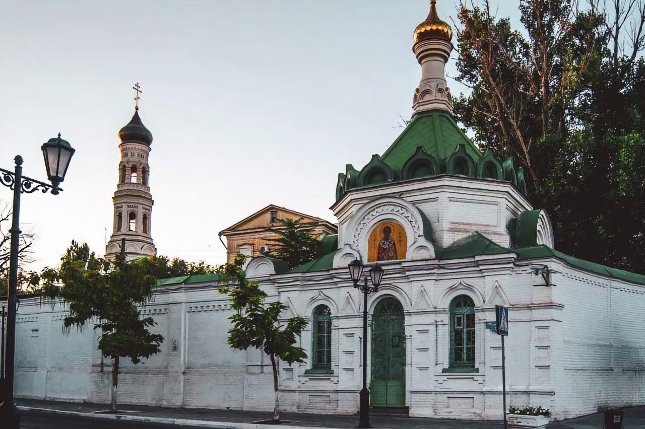 Астраханский военкомат спустя 72 года переехал из здания монастыря