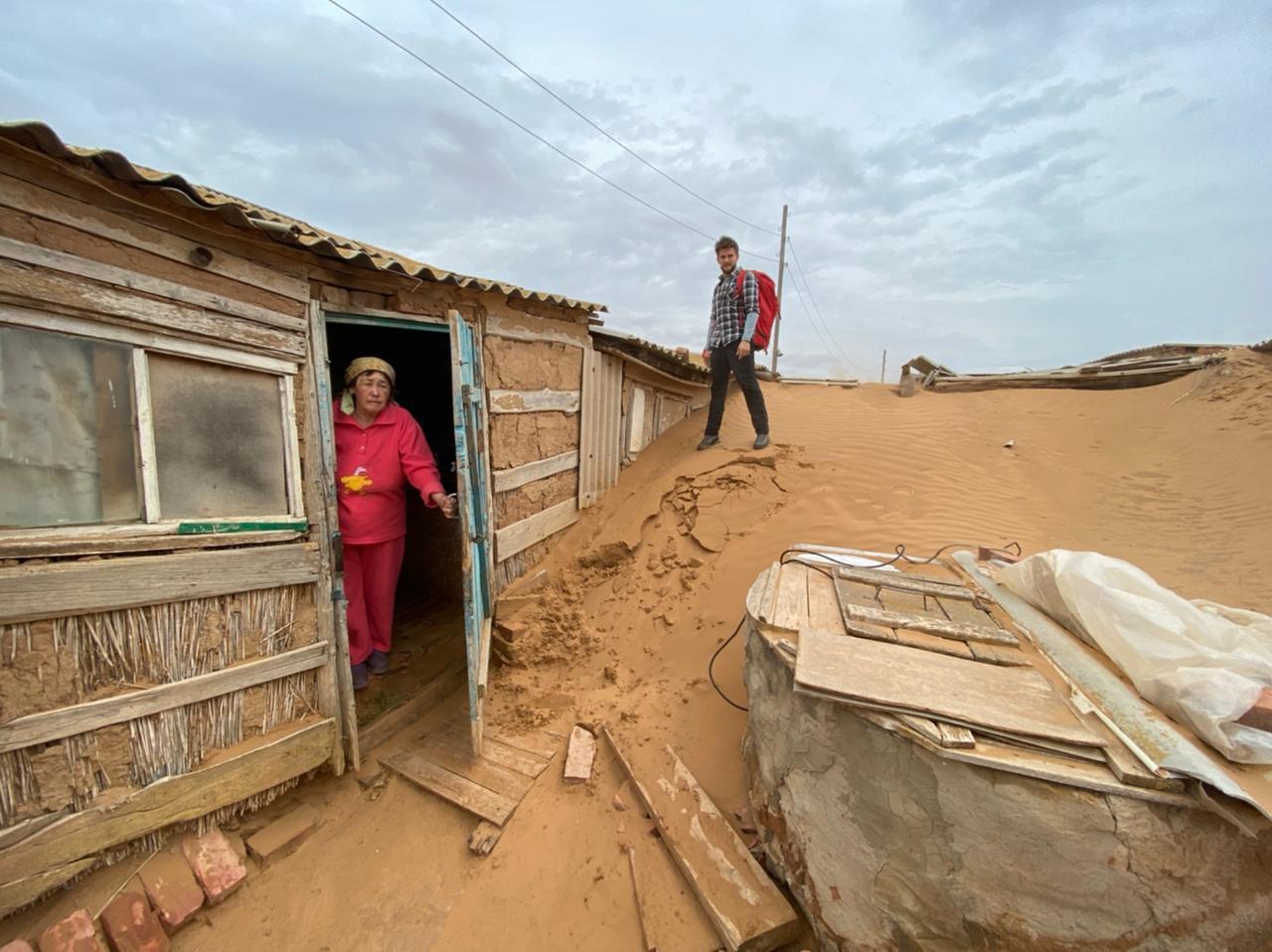 Видеоблогер сравнил Астраханскую область по уровню развития с Африкой
