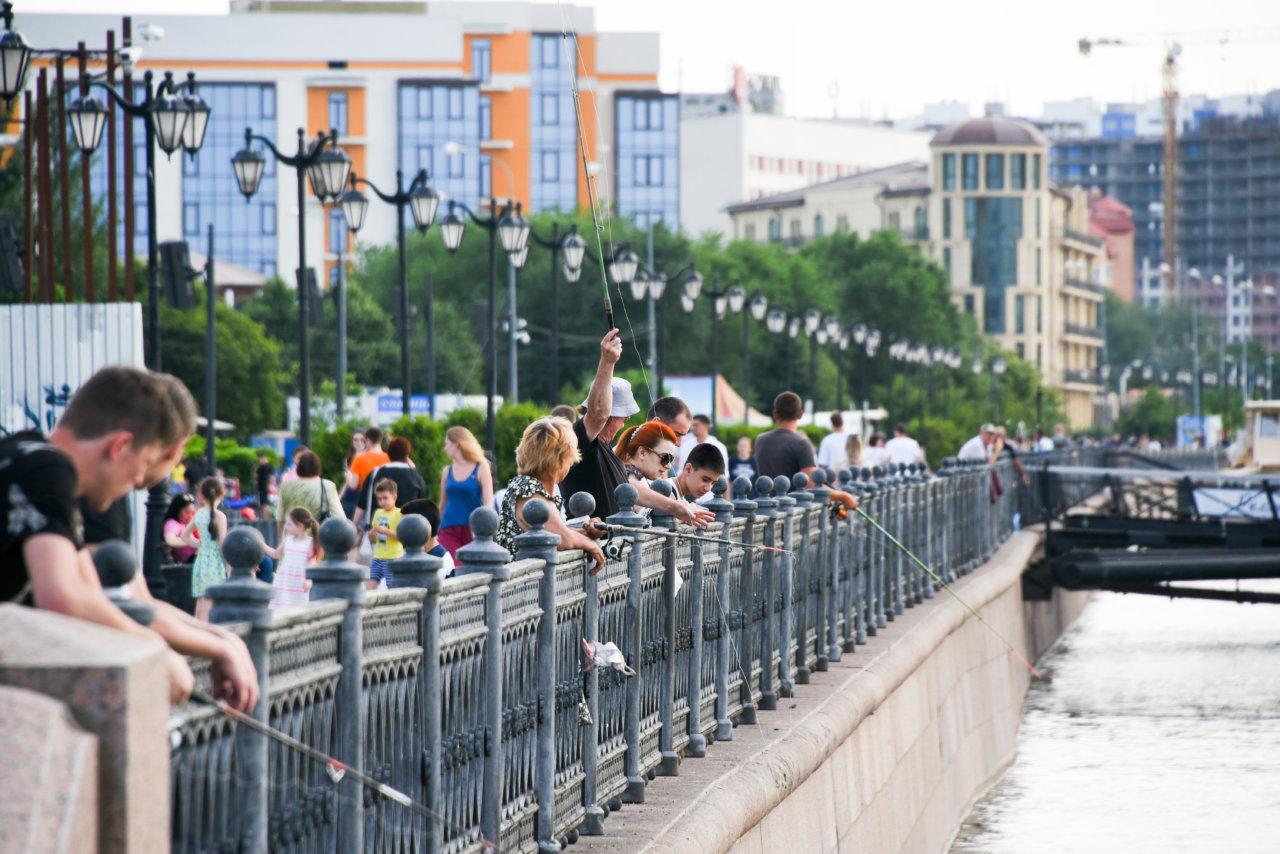 Астраханская область намерена активно привлекать туристов
