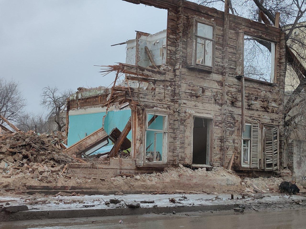 В признании дома в Астрахани аварийным обнаружили признаки мошенничества