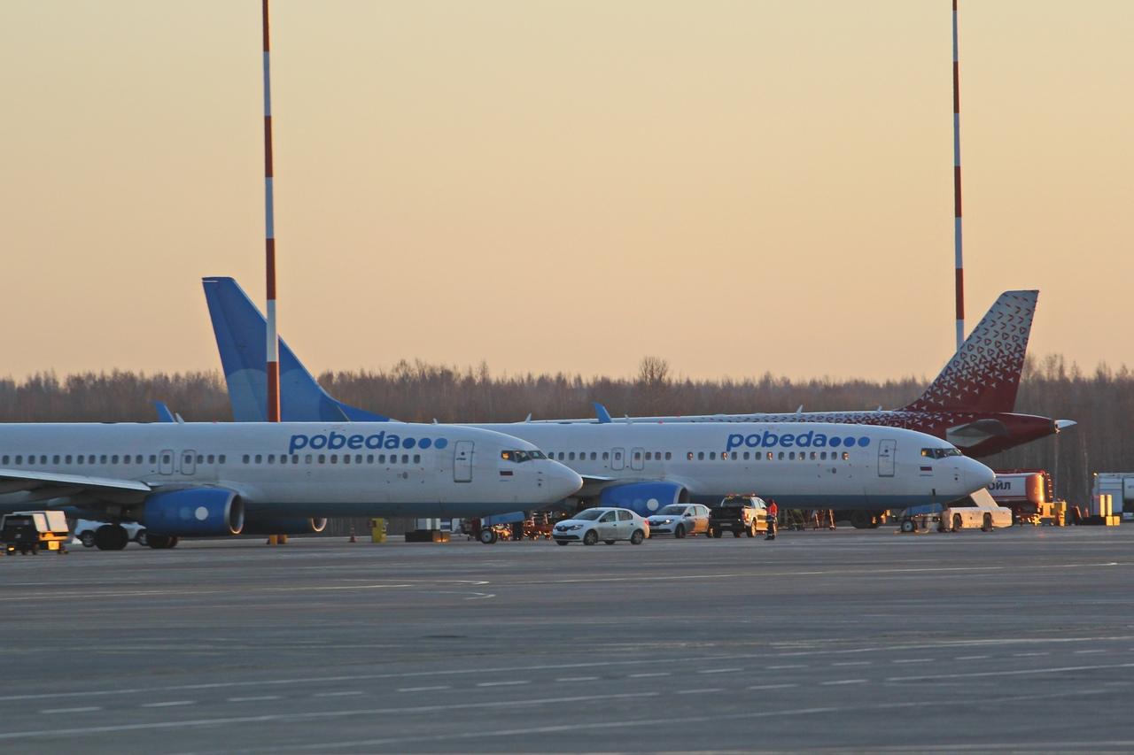 В Петербурге «заминировали» самолет с астраханцами