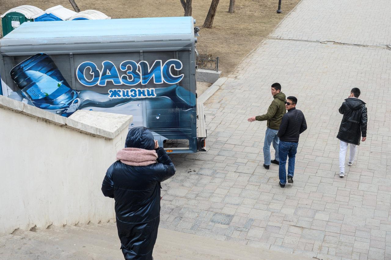 Власти озвучили планы по оттоку населения из Астраханской области