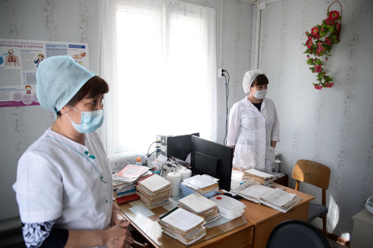 В Астраханской области не могут отремонтировать амбулаторию из-за кучи собственников
