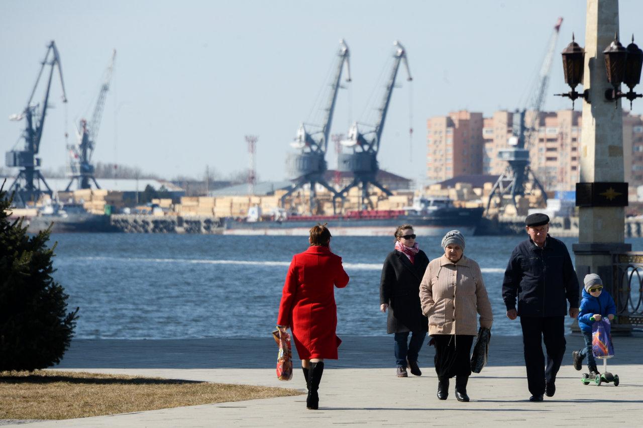Астраханские власти прогнозируют отрицательный рост численности населения
