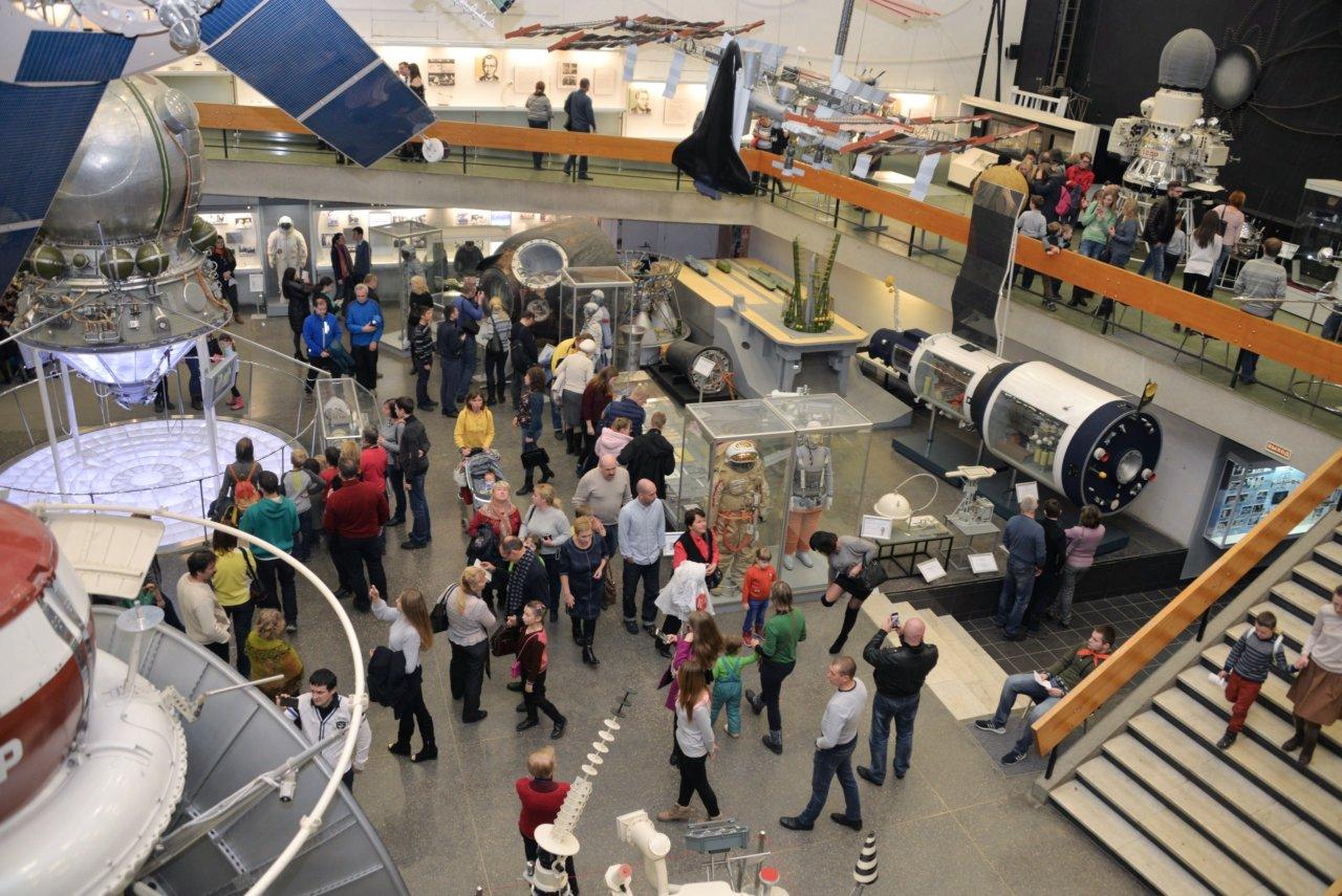 Вторую очередь музея космонавтики в Калуге не успели открыть к празднику