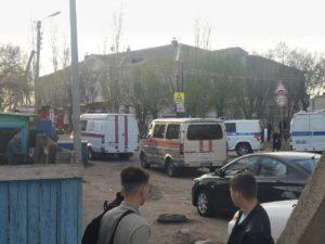 Очевидцы сообщают о минировании школы в Астрахани