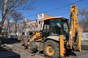 «Космические» улицы Астрахани приводят в порядок