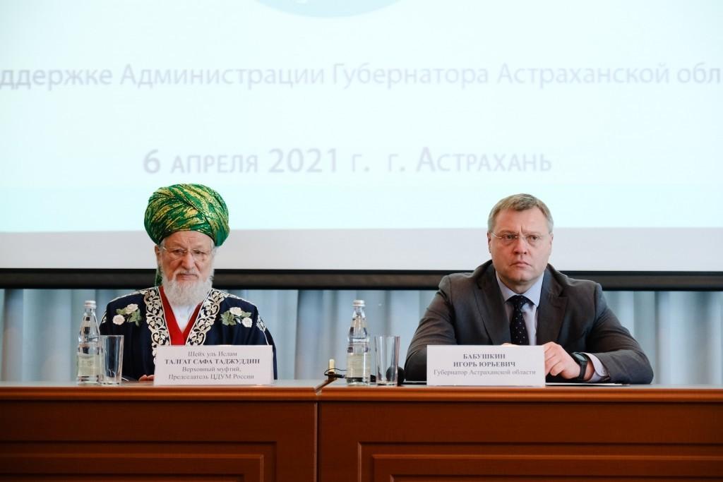 Игорь Бабушкин заявил о готовности выстраивать диалог между религиями