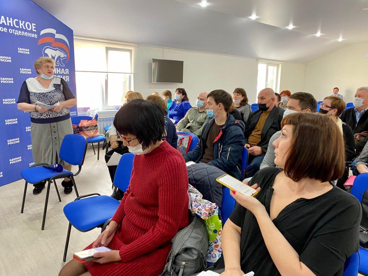 Регоператор «ЭкоЦентр» совместно с депутатами Госдумы провели серию встреч с дачниками