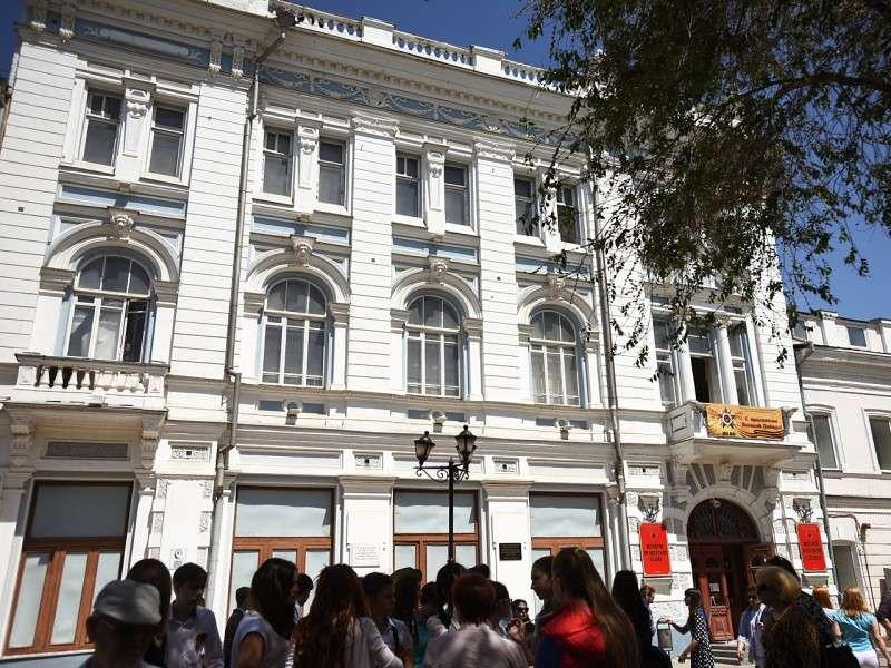 В Астрахани капитально отремонтируют Музей боевой славы и Драмтеатр