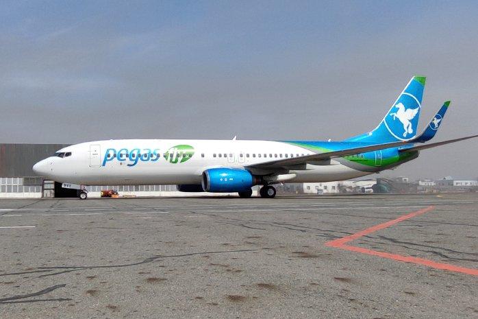 Из Астрахани начал летать самолет в Киргизию