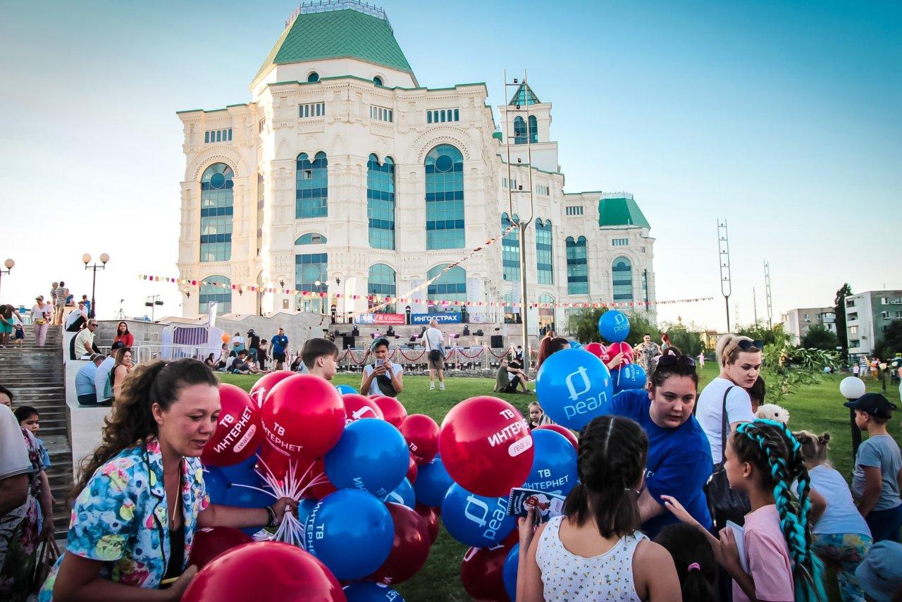 Компания «РЕАЛ» проведет онлайн-трансляцию фестиваля «Музыка на траве»