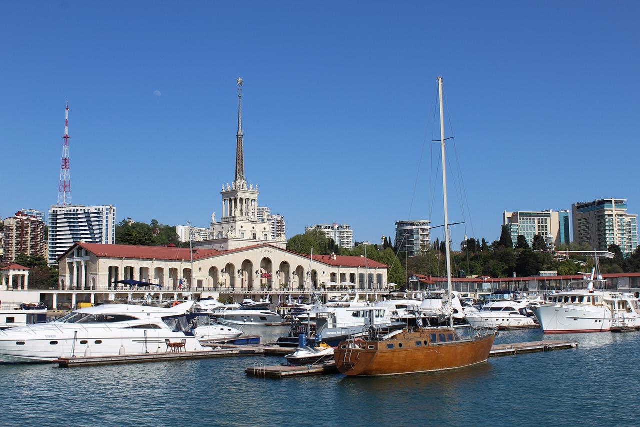 Астраханцы на отдыхе в Сочи смогут быстрее делиться своими впечатлениями
