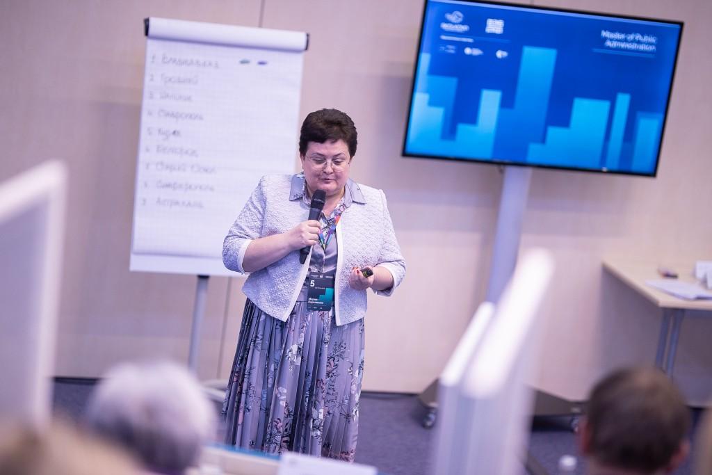 В Сколково представили проекты по развитию Астрахани
