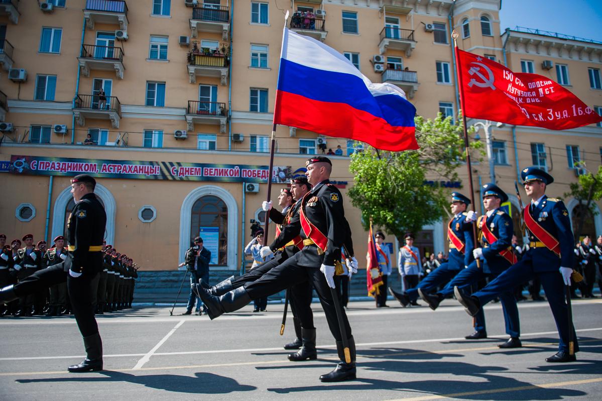 Помним и гордимся: «Ростелеком» обеспечит связь для трансляции Парада Победы в Астраханской области
