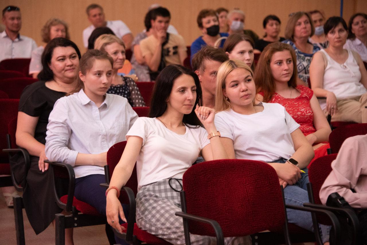 Игорь Мартынов рассказал студентам о перспективах работы в сельском хозяйстве