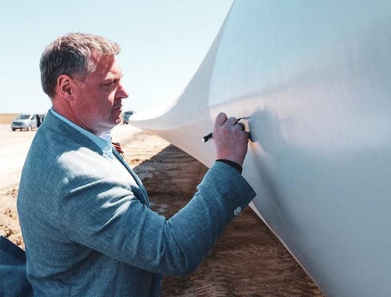 Игорь Бабушкин: «За зеленой энергетикой будущее»