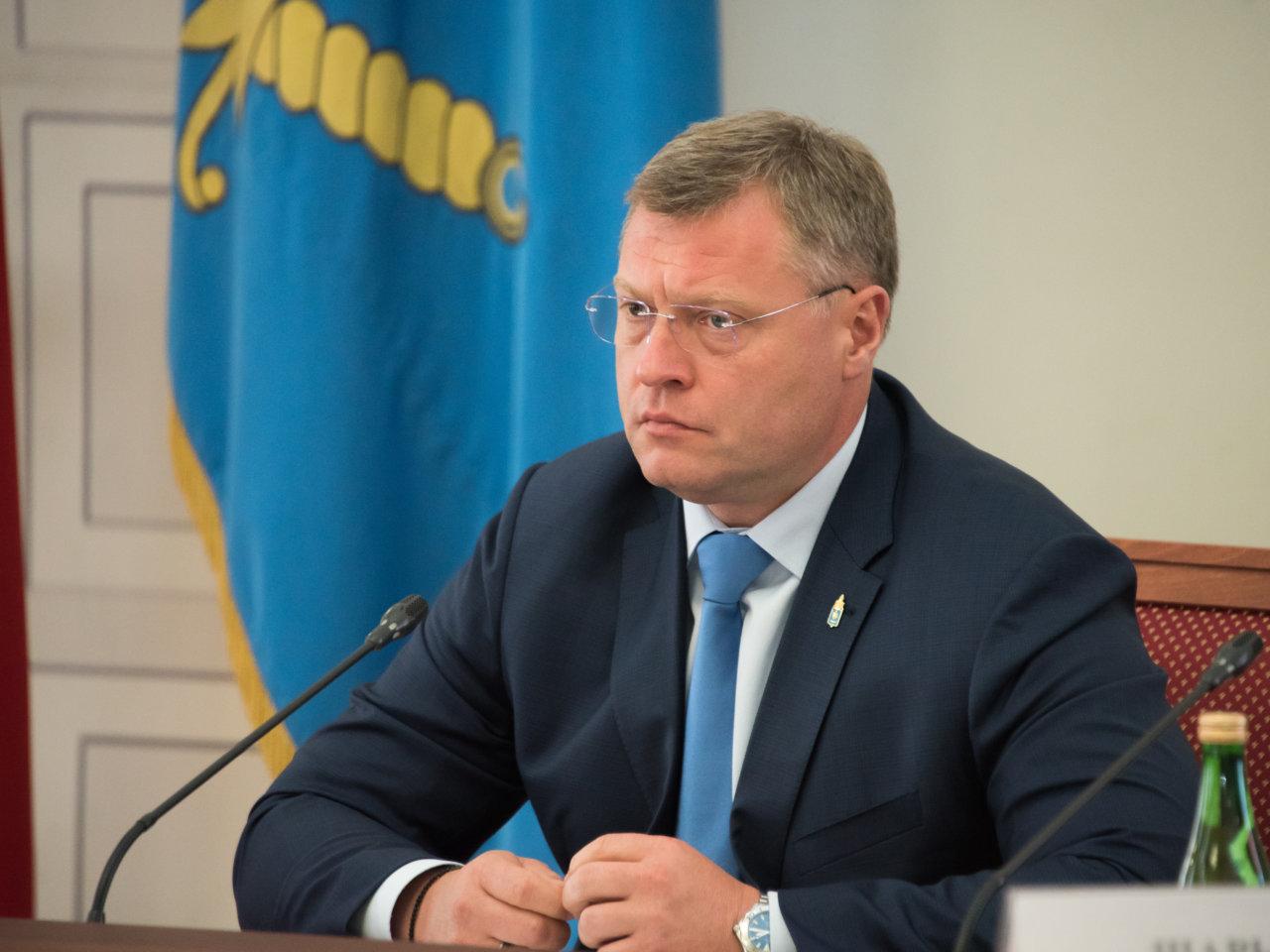 Игорь Бабушкин: Астрахань заслуживает звания «Город трудовой доблести»