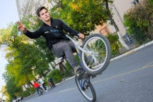 В воскресенье движение по центру Астрахани перекроют для велопарада
