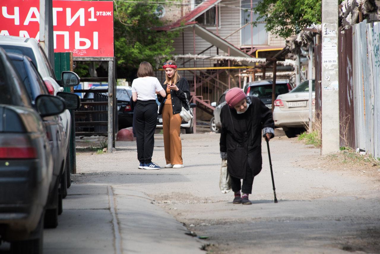 Население Астраханской области сокращается пять лет подряд