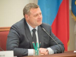 Астраханский губернатор проведет Прямую линию 28 сентября