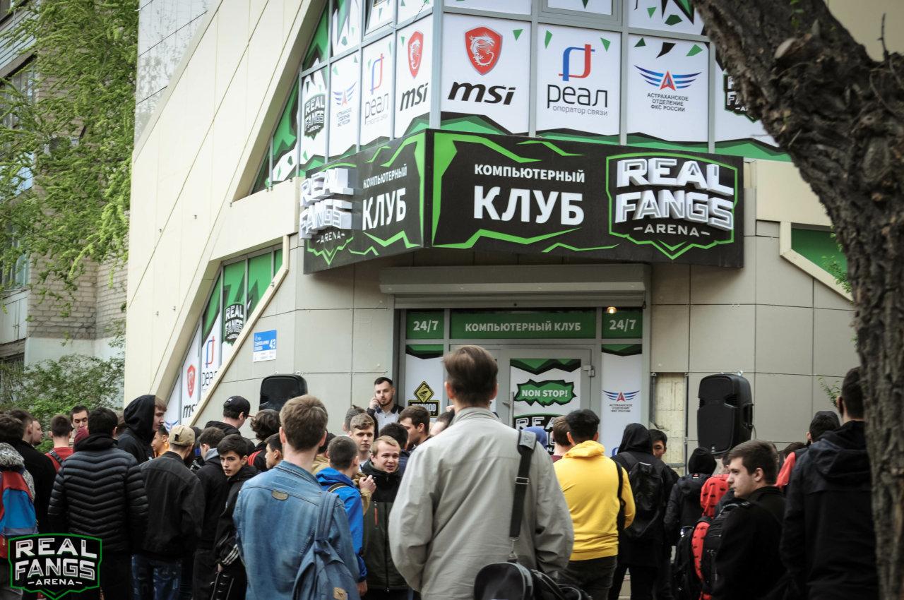 «РЕАЛ» провел самый крупный Random cup в клубе Real Fangs Arena
