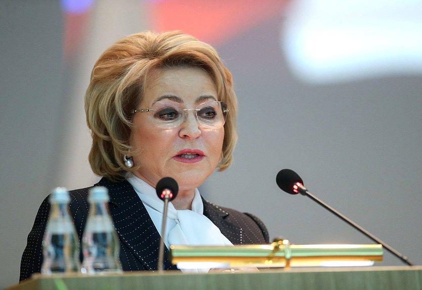 Валентина Матвиенко предложила Астрахани помощь с восстановлением троллейбусов