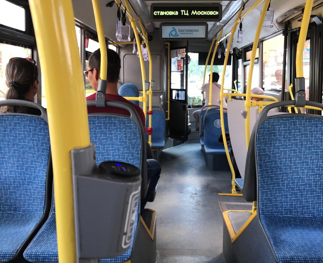Как себя чувствуют в Астрахани синие московские автобусы