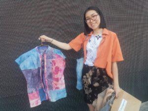 «ЭкоЦентр» наградил астраханцев, которые сшили одежду из вторсырья