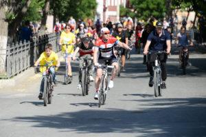 Как в Астрахани прошел велопарад: фоторепортаж «Арбуза»